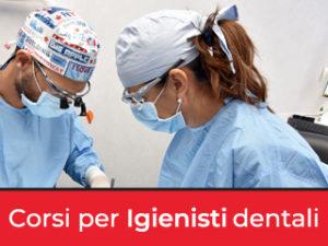 corsi per igienisti dentali