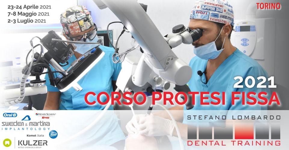 I Sessione – Corso Protesi Fissa 2021